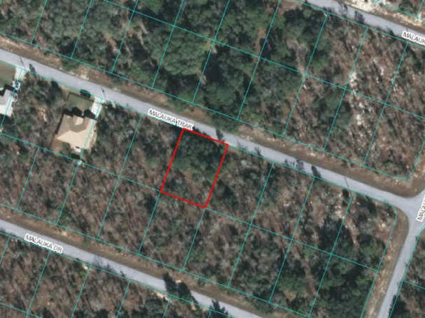 null bed null bath Vacant Land at 00 Malauka Trak Trak Ocklawaha, FL, 32179 is for sale at 6k - google static map