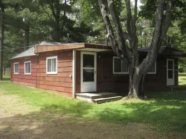 2 bed 1 bath Single Family at 4270 N Wallace Rd Mercer, WI, 54547 is for sale at 130k - 1 of 20