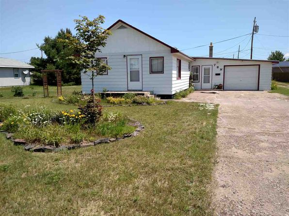 2 bed 1 bath Single Family at 78 N Pearce St Gwinn, MI, 49841 is for sale at 45k - 1 of 16