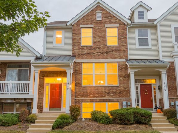 2 bed 2.5 bath Townhouse at 1217 Tuscany Dr Streamwood, IL, 60107 is for sale at 220k - 1 of 27