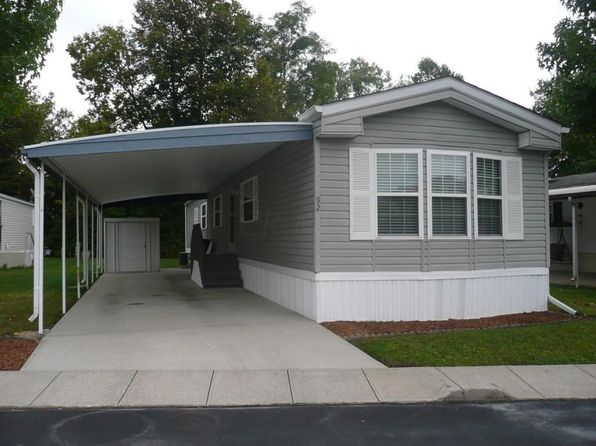 2 bed 1 bath Mobile / Manufactured at 2000 U.S. Hwy 23 N N Unit Lot # 92 Delaware, OH, 43015 is for sale at 20k - 1 of 27