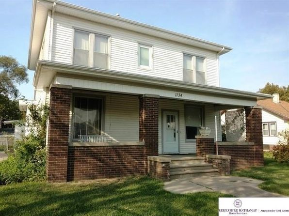 5 bed 2 bath Single Family at 1134 E Military Ave Fremont, NE, 68025 is for sale at 155k - 1 of 22