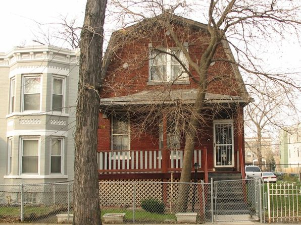 4 bed 2 bath Single Family at 610 N Troy St Chicago, IL, 60612 is for sale at 35k - google static map