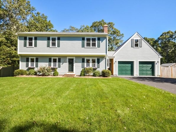 4 bed 4 bath Single Family at 12 Pin Oak Sandwich, MA, 02537 is for sale at 440k - 1 of 30