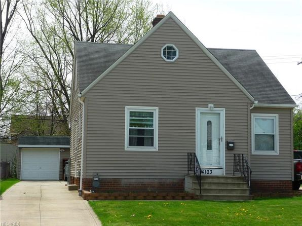 2 bed 1 bath Single Family at 4103 Maplecrest Ave Cleveland, OH, 44134 is for sale at 84k - 1 of 25