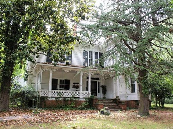 4 bed 3 bath Single Family at 509 Leak Ave Wadesboro, NC, 28170 is for sale at 156k - 1 of 19