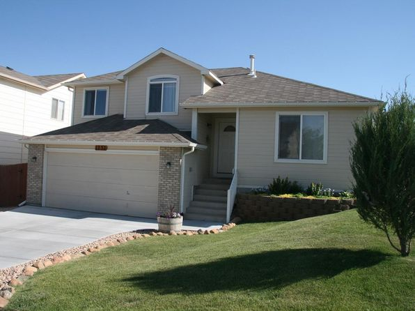 3 bed 3 bath Single Family at 1237 Cailin Way Fountain, CO, 80817 is for sale at 250k - 1 of 8