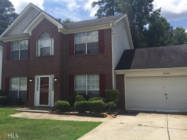 4 bed 3 bath Single Family at 5905 Heritage Walk Lithonia, GA, 30058 is for sale at 130k - 1 of 7