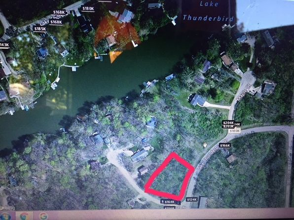 null bed null bath Vacant Land at 273 Lake Thunderbird Dr Putnam, IL, 61560 is for sale at 6k - 1 of 3