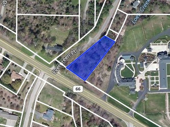 null bed null bath Vacant Land at  Evergreen Ln Charlevoix, MI, 49720 is for sale at 12k - google static map