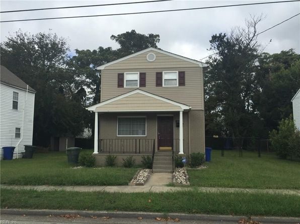 3 bed 2 bath Single Family at 719 19th St Newport News, VA, 23607 is for sale at 110k - 1 of 38