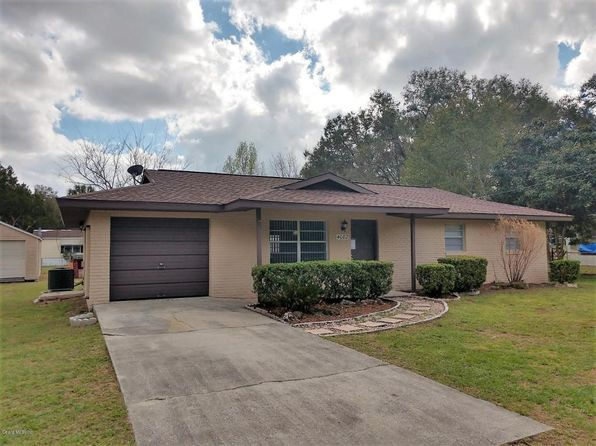 3 bed 2 bath Single Family at 4082 SE 139TH ST SUMMERFIELD, FL, 34491 is for sale at 109k - 1 of 19