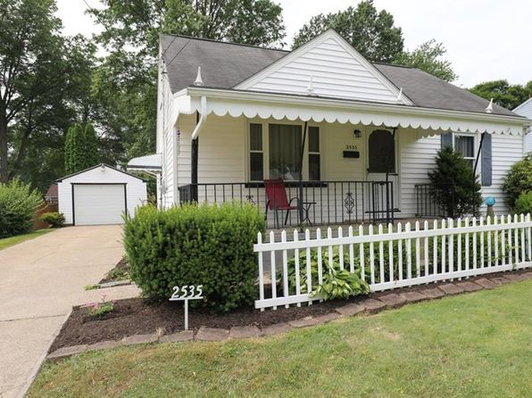 3 bed 1 bath Single Family at 2535 Nadyne Dr Youngstown, OH, 44511 is for sale at 60k - 1 of 14
