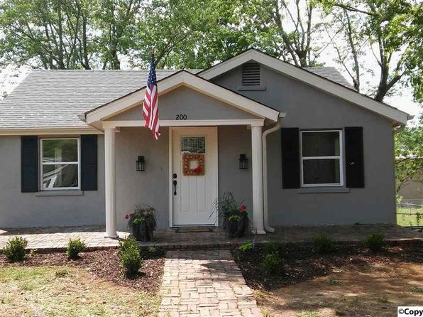 4 bed 2 bath Single Family at 200 Joplin St Gurley, AL, 35748 is for sale at 155k - 1 of 41