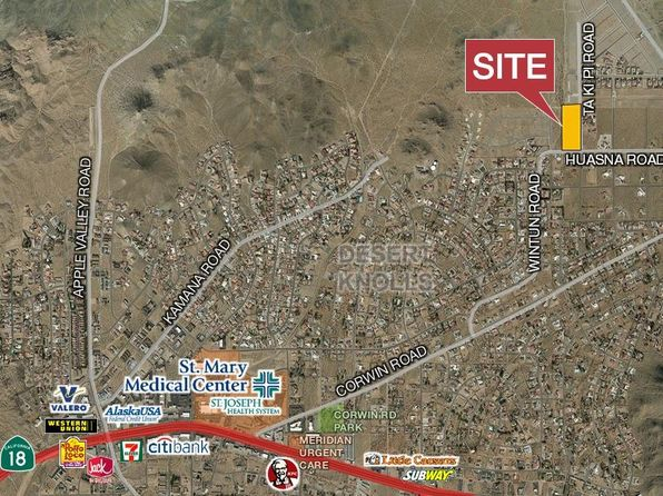 null bed null bath Vacant Land at Undisclosed Address Apple valley, CA, 92307 is for sale at 155k - 1 of 2