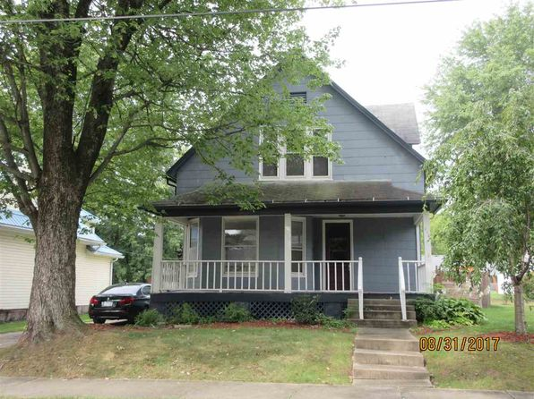 4 bed 2 bath Single Family at 110 N French St Sullivan, IN, 47882 is for sale at 99k - 1 of 15