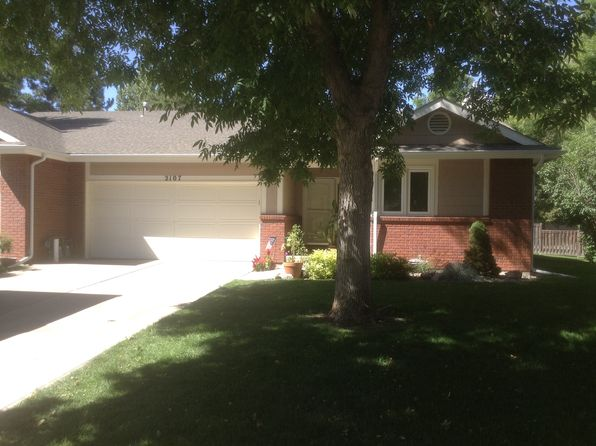 3 bed 3 bath Townhouse at 2107 Creekwood Ct Fort Collins, CO, 80525 is for sale at 425k - google static map