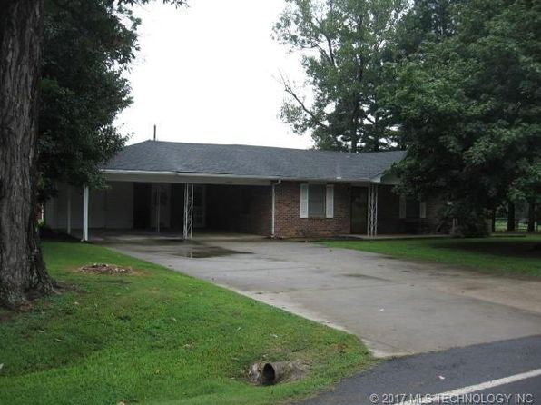 3 bed 2 bath Single Family at 1404 NW H St Stigler, OK, 74462 is for sale at 90k - 1 of 19