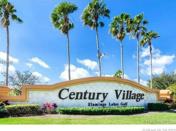 1 bed 1 bath Condo at 1200 SW 137th Ave Pembroke Pines, FL, 33027 is for sale at 96k - 1 of 2
