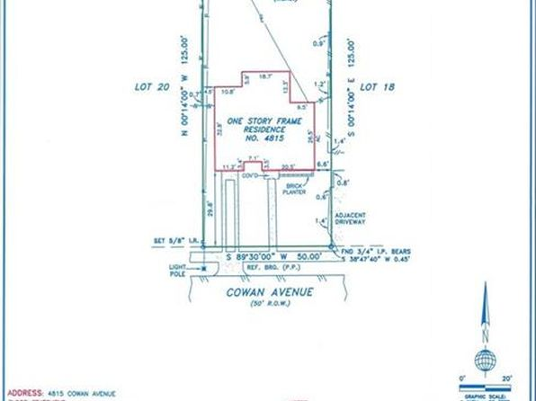 null bed null bath Vacant Land at 4815 Cowan Ave Dallas, TX, 75209 is for sale at 229k - google static map