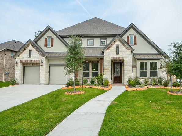 4 bed 3 bath Single Family at 5802 Majestic Harbor Ln Porter, TX, 77365 is for sale at 410k - 1 of 21