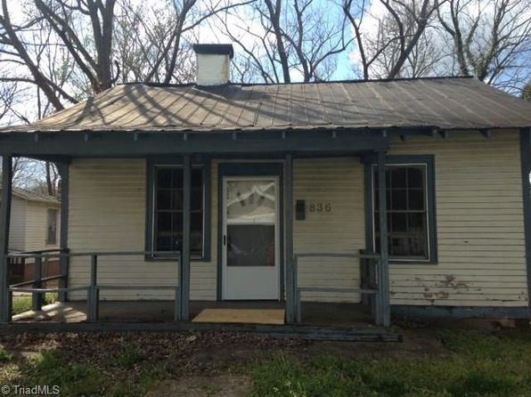 2 bed 1 bath Single Family at 836 N Graham Ave Winston Salem, NC, 27101 is for sale at 18k - 1 of 8