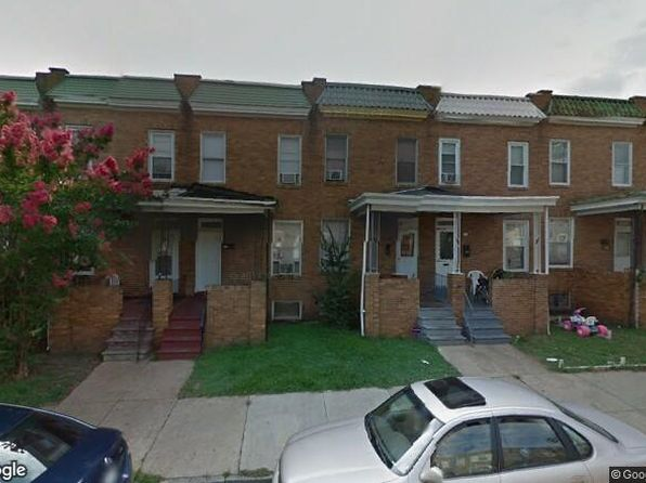 3 bed 2 bath Townhouse at 462 S Bentalou St Baltimore, MD, 21223 is for sale at 15k - 1 of 2