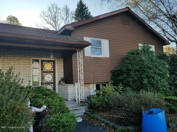 4 bed 2 bath Single Family at 25 E Sunrise Dr Pittston, PA, 18640 is for sale at 95k - 1 of 4