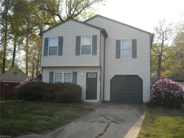 3 bed 3 bath Single Family at 1327 Petrell Dr Virginia Beach, VA, 23454 is for sale at 223k - 1 of 18