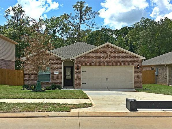 3 bed 2 bath Single Family at 7562 Fettle Ln Conroe, TX, 77304 is for sale at 206k - 1 of 10