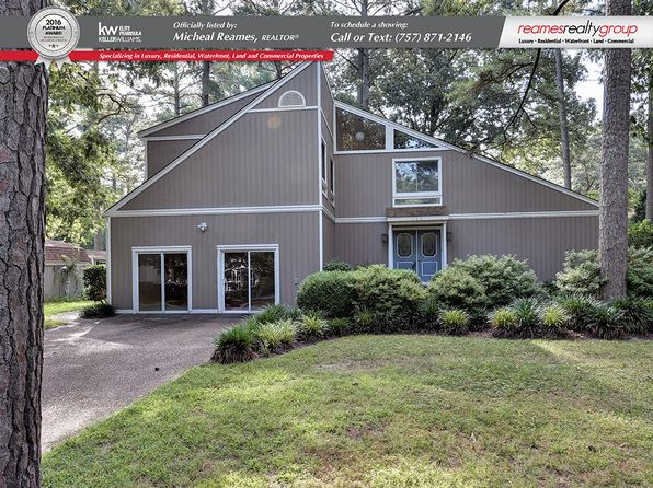 4 bed 3 bath Single Family at 105 Yorkview Rd Yorktown, VA, 23692 is for sale at 345k - 1 of 30