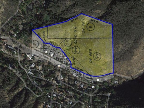 null bed null bath Vacant Land at 28311 Silverado Canyon Rd Silverado Canyon, CA, 92676 is for sale at 395k - 1 of 2