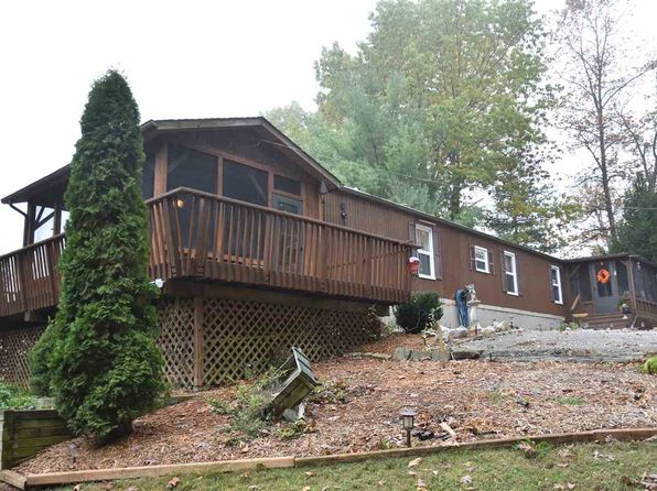 2 bed 2 bath Mobile / Manufactured at 7900 W Eller Rd Bloomington, IN, 47403 is for sale at 95k - 1 of 29