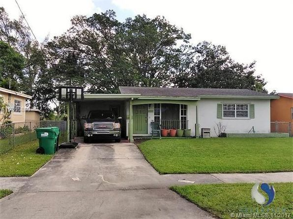 2 bed 1 bath Single Family at 13801 NW 22nd Pl Opa Locka, FL, 33054 is for sale at 136k - 1 of 13