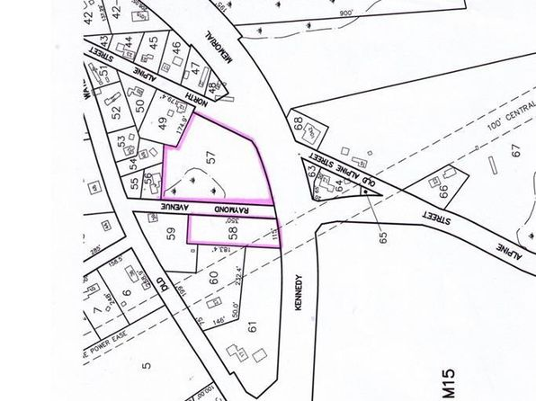 null bed null bath Vacant Land at 0000 Raymond Ave Oakland, ME, 04963 is for sale at 273k - google static map