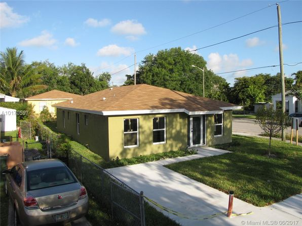 6 bed 4 bath Multi Family at 515 513 NW 77 St Miami, FL, 33150 is for sale at 470k - 1 of 2