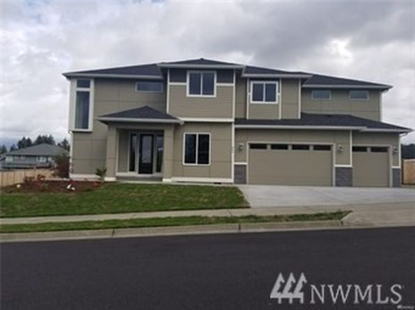 5 bed 3 bath Single Family at 844 Garnero St Buckley, WA, 98321 is for sale at 610k - 1 of 6
