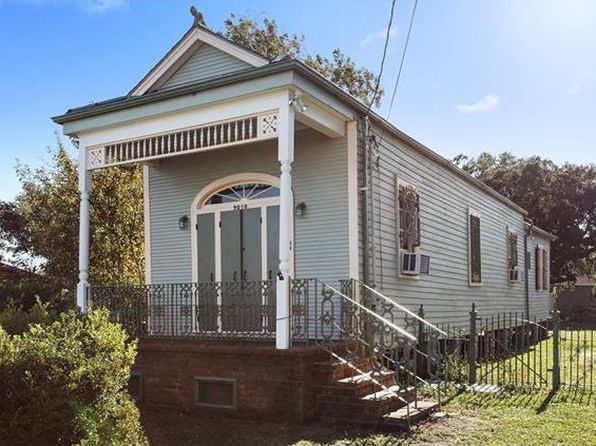 2 bed 1 bath Single Family at 9010 Hayne Blvd New Orleans, LA, 70127 is for sale at 95k - 1 of 12