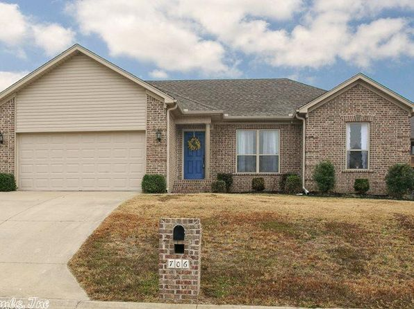3 bed 2 bath Single Family at 706 Rolling Rock Dr Austin, AR, 72007 is for sale at 130k - 1 of 37