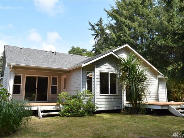 3 bed 2 bath Single Family at 509 Quinault Ave SE Ocean Shores, WA, 98569 is for sale at 295k - 1 of 25
