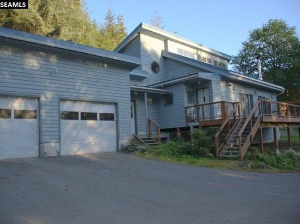 4 bed 2 bath Single Family at 2241 Fritz Cove Rd Juneau, AK, 99801 is for sale at 494k - 1 of 25