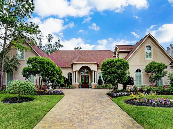 4 bed 3.5 bath Single Family at 8103 Sunset Falls Ct Spring, TX, 77379 is for sale at 595k - 1 of 30