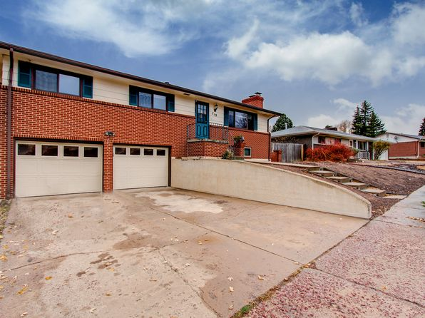3 bed 3 bath Single Family at 719 Dunston St Colorado Springs, CO, 80907 is for sale at 295k - 1 of 34