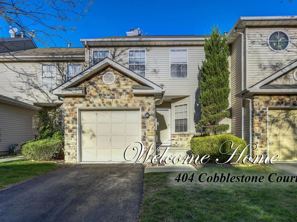 3 bed 3 bath Townhouse at 404 Cobblestone Ct Monmouth Junction, NJ, 08852 is for sale at 425k - 1 of 25
