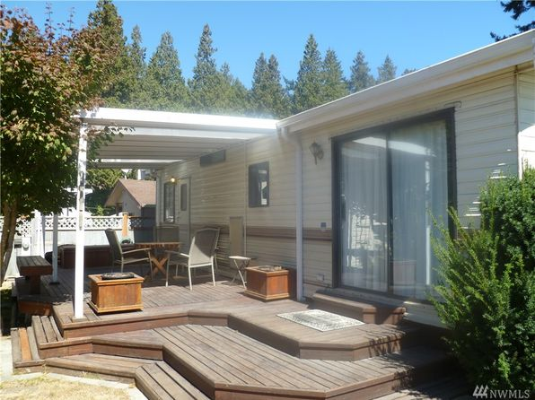 1 bed 1 bath Mobile / Manufactured at 5001 Bay Rd Blaine, WA, 98230 is for sale at 75k - 1 of 12