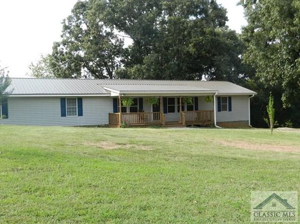 4 bed 2 bath Single Family at 47 Spring Branch Rd Danielsville, GA, 30633 is for sale at 142k - 1 of 20