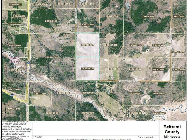 null bed null bath Vacant Land at  Sand Valley Rd Solway, MN, 56678 is for sale at 100k - google static map