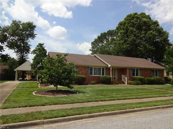5 bed 3 bath Single Family at 1209 Kittery Dr Virginia Beach, VA, 23464 is for sale at 365k - 1 of 31