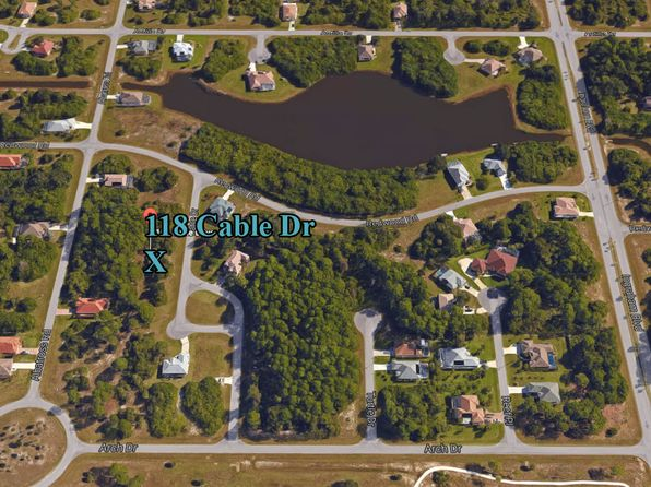 null bed null bath Vacant Land at 118 CABLE DR ROTONDA WEST, FL, 33947 is for sale at 9k - 1 of 10