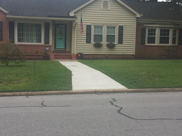 4 bed 2 bath Single Family at 616 Henry St Roanoke Rapids, NC, 27870 is for sale at 159k - 1 of 27
